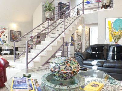 Photo for LUXURY Town Home near Museums, Convention, & Med Center, Pool Access, STUNNING!