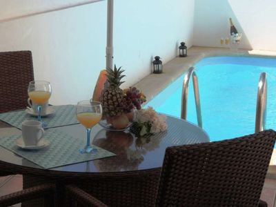 Photo for House 1.3 km from the center of Playa Blanca with Internet, Pool, Balcony (970216)