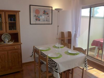 Photo for One bedroom Apartment, sleeps 4 in Canet-Plage with WiFi