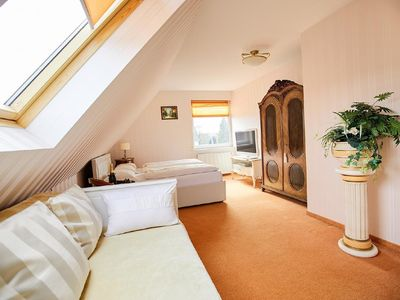 Photo for Holiday apartment Seevetal for 3 - 6 persons with 2 bedrooms - Holiday apartment in a farmhouse