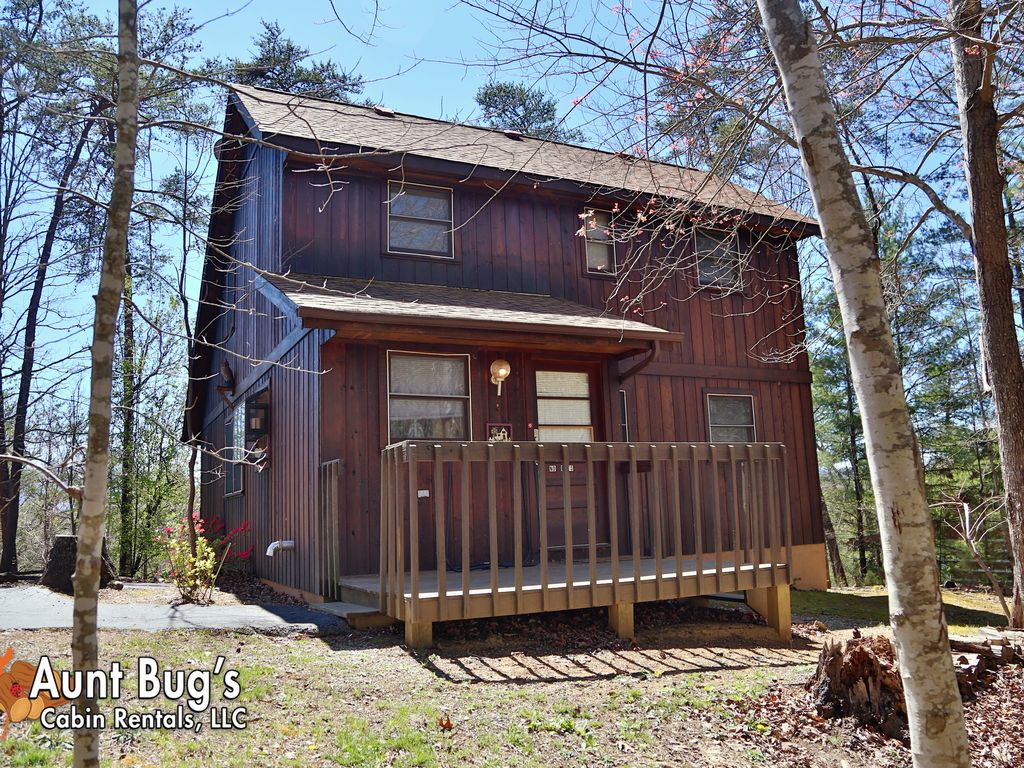 Property Image#22 Private 3BR In Pigeon Forge Hidden Mountain Resort In The  Waldens Creek