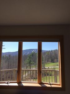 Photo for Great mountain house with a beautiful view of Okemo Trails