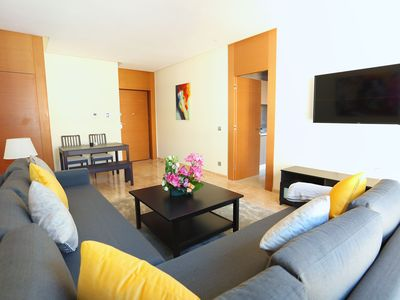Photo for Bright and stylish apartment Casablanca