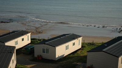 Photo for Static Caravan - 5 - Grange Farm Brighstone Bay