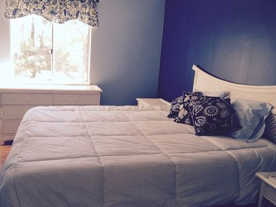 Photo for Your Home Away From Home! 12 min. to SanDiego! Kids & Pets OK!  Kitch/wifi/yard/