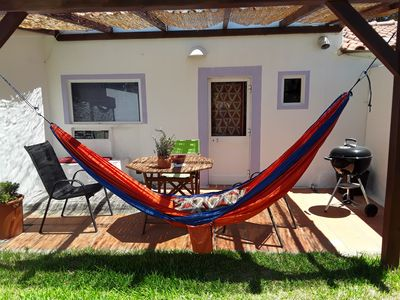 Photo for Cottage,private garden. 2 up to 3 Fully within Sw Alentejo Vicentina Coast