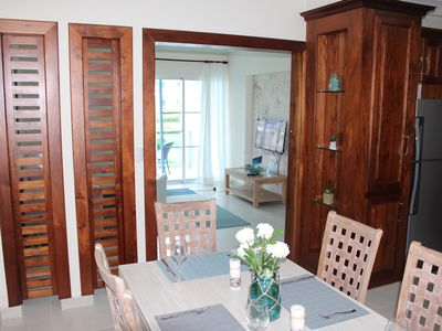 Photo for Apartment in Bavaro Punta Cana closed beach and restourants