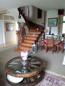 Photo for 2BR Estate Vacation Rental in Saint-Germain-Du-Pert, Normandie