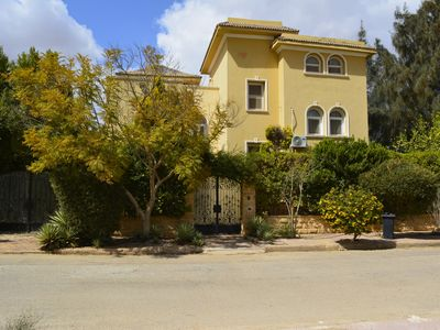 Photo for 3BR Villa Vacation Rental in Giza, 6th of October