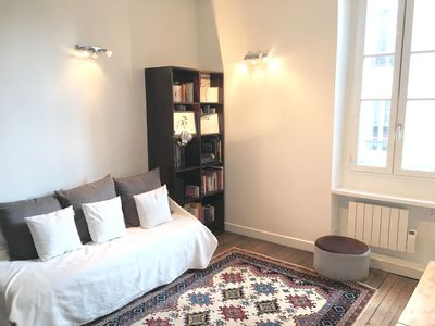 Photo for Cosy Parisian Flat In The Heart Of Saint Germain Des Près!