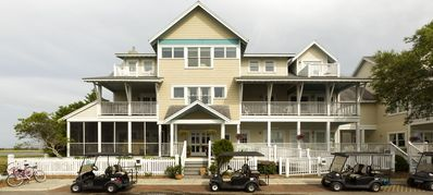 Photo for Bed & Breakfast on Bald Head Island - Marsh Harbour Inn - Harbour View Suite