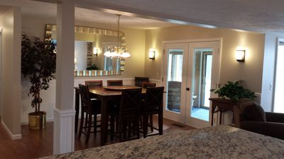 Photo for Harbor Springs Condo - Trout Creek Unit  84, spacious1700',  VERY CLEAN w/ Cable