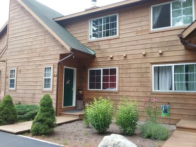 Photo for Updated Adirondack Townhouse w/Mountain Views- Close to Lake George