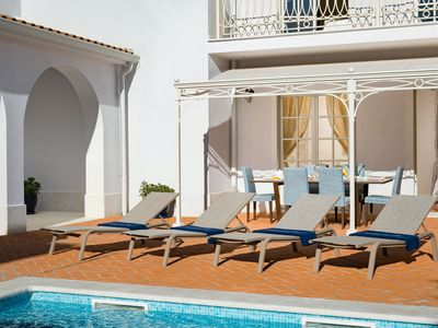 Photo for Luxury brand new 5* villa Adele, only 2km from sea, roof terrace, pets friendly
