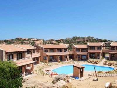Photo for Apartment Residence Park Paradise  in Costa Paradiso, Sardinia - 4 persons, 1 bedroom