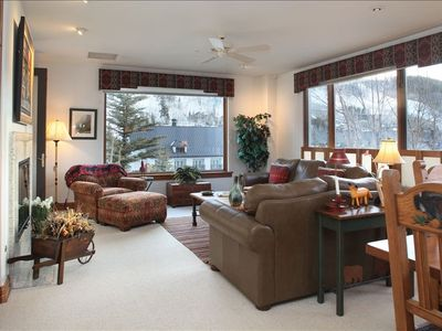 Photo for Luxurious 2 bdrm Ski in Ski out Condominium with Hotel Talisa amenities