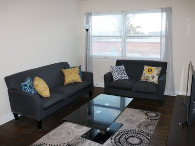 Photo for Spacious, Cozy, Affordable Apt near Downtown DC