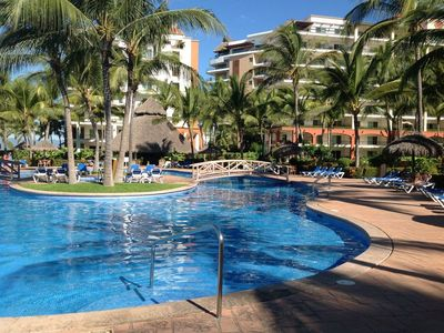 Photo for Luxurious 2+ BR Beach/Oceanfront Condo Playa Royale--Center Residence Tower