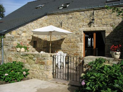 Photo for 3BR Cottage Vacation Rental in Bretagne