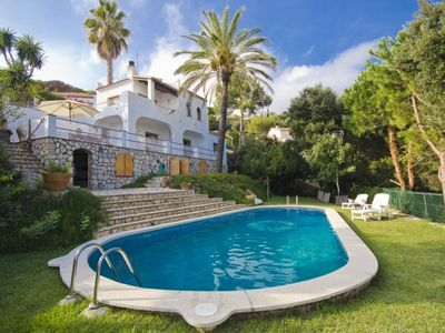 Photo for Club Villamar - Gorgeous 6-person holiday home with private pool and great view.