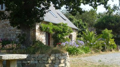 Photo for 2BR Cottage Vacation Rental in Plourivo, Bretagne