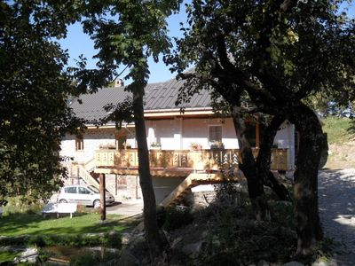 Photo for 3BR Apartment Vacation Rental in Albiez-le-Jeune