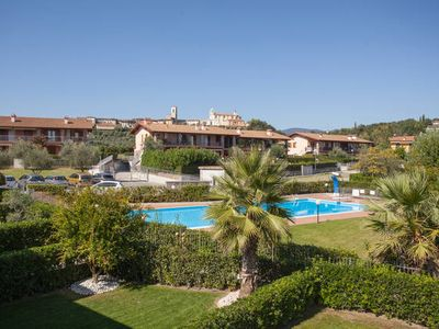 Photo for Casa al Golf - Cozy apt - Swimming pool - 40sqm terrace - Overlooking the hills