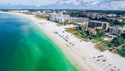 Photo for Welcome to 703 The Anchorage in Siesta Key, FL the #1 beach in the United States
