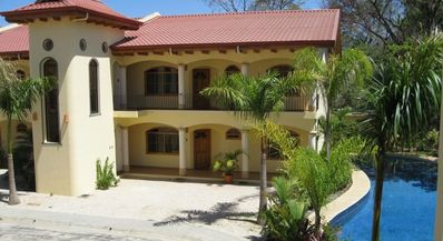 Photo for New 2BR/2BA Luxury Villa - Beachfront, Wireless, Great Pool