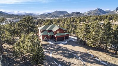 Photo for Just Listed, Luxury Home In Estes Park with Views of the Continental Divide