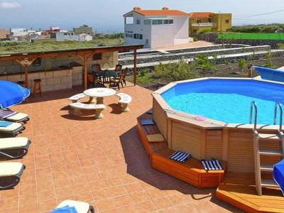 Photo for Finca las Flores, Villa de Arico  in Teneriffa - 2 persons, 2 bedrooms