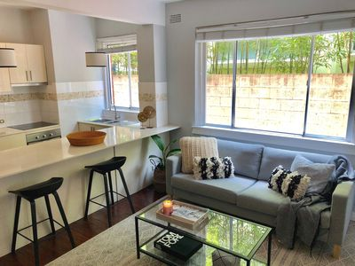 Photo for Bondi Beach Dreaming Apartment - 300 m to beach with free Netflix and Stan.