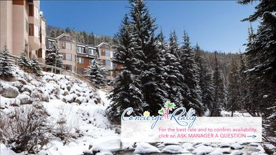 Photo for One bedroom at Marriott's StreamSide at Vail, Ski-in / Ski-out resort. Book now!