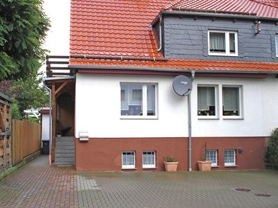 Photo for Comfortable first-floor apartment near Bad Harzburg with balcony