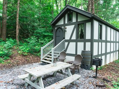 Photo for Tiny Home Cottage Near the Smokies #3 Ingrid