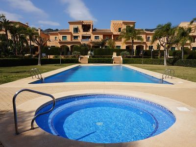 Photo for Fabulous 1 bedroom Duplex Apartment in the Port of Javea
