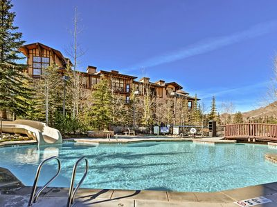 Photo for Ski-In/Ski-Out 'Solitude Village' Condo w/Balcony!