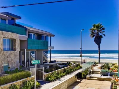Photo for Breezy Balconies With Ocean Views!