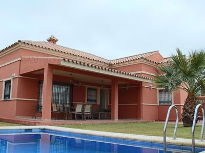 Photo for Beautiful Villa in Chiclana de la Frontera, Cádiz