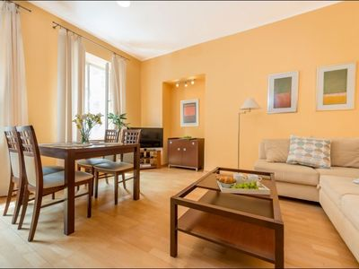 Photo for Piwna 1 apartment in Nowe Miasto with WiFi.