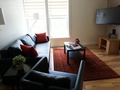 Photo for MIT/Kendall Lux 3BR Apartment