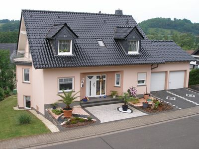 Photo for Mona`s 4 **** apartment (DTV) - great holiday between Mosel and Eifel Volcano