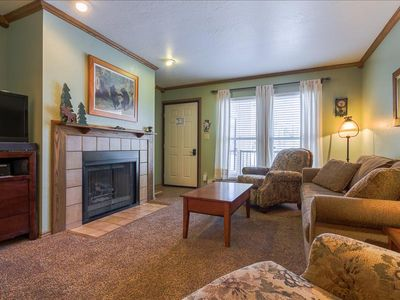 Photo for One Bedroom - Copper Chase 207- Ski In Ski Out Chairs 4 & 6