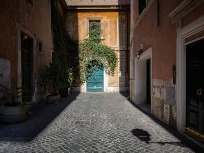 Photo for The charm of Rome in a home of the past