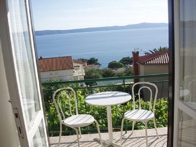 Photo for Apartment TP  SA3(2)  - Zivogosce, Riviera Makarska, Croatia