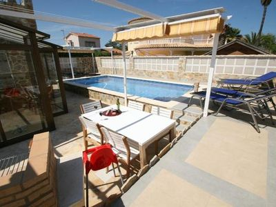 Photo for Holiday house Els Poblets for 2 - 7 persons with 3 bedrooms - Holiday house