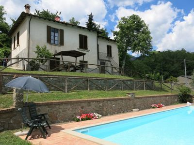 Photo for 3 bedroom Villa, sleeps 6 in Sant'Anna with Pool and WiFi