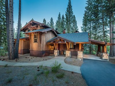 Photo for Martis Camp - Stunning Luxury 3 BR Walk to Family Barn and Camp Lodge!!