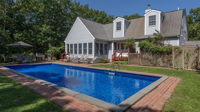 Photo for New Listing: Grand & Airy 4,000' Home, Hamptons Luxury w/ Picket Fencing & Outdoor Paradise