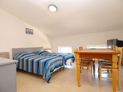 Photo for Apartment for 4 people with 2 extra beds (ID 1672)